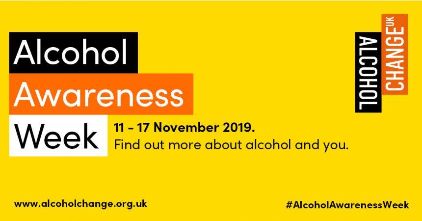 Alcohol Awareness Week 2019